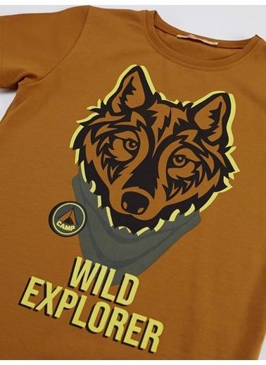 Mushi Wolf Camp Erkek Çocuk Baggy Takım Renkli